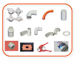 Conduit Accessories - Online Supplier, bends, Junction Boxes